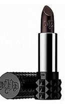 KAT VON D Studded Kiss LIpstick in SLAYER Matte Black Original Formula NIB - $18.99
