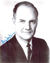 GEORGE MCGOVERN SIGNED AUTOGRAPH 8x10 PHOTO AUTO AUTHENTIC US SENATE POL... - $35.00