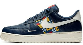 "NIKE AIR FORCE 1 LOW ""NAUTICAL REDUX"" RARE SIZE 8.5 BRAND NEW (AR5394-400) - $89.90"