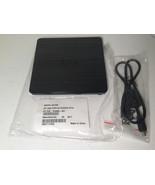 HP GP70N DVD+/-RW USB Slim DVDRW external Drive 754895-001 747080-001 Ne... - $20.79