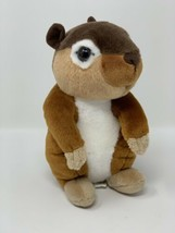 "Wild Republic Plush Chipmunk Stuffed Animal Toy 8"" Tall - $9.89"