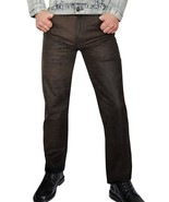 Classy men suede leather pant - $320.00