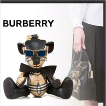 Burberry Keychain Thomas Bear - $412.35