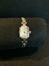 Vintage Bulova Women's Wrist Watch Style L9 - Double Signed -10K RGP- Ci... - $50.00
