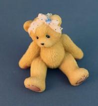 Cherished Teddies Little Sparkles Birthstone December Mini Monthly Series - $19.55