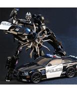 Decepticon Barricade KO Version MPM 05 Transformers 5 Deformation Car Ro... - $98.99