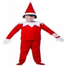Child Elf Costume Rasta Imposta Christmas Santa Dress Holiday Party Wear For Boy - $60.99
