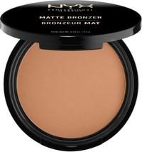 NYX Matte Bronzer 0.33 oz - MBB01 Light - $8.29