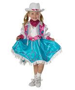 Toddler Rodeo Princess Halloween Costume 3-4 Years - $20.00