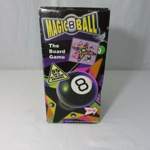 New Magic 8 Ball The Board Game 2001 Mattel 42802  - $29.65