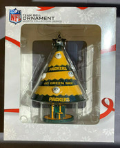 Greenbay Packers Team Bell Ornament Sports Collectors Series Offically L... - $9.85