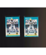 1987 Fleer #605 Bobby Bonilla Pittsburgh Pirates Lot of 2 - $1.76
