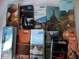 12 India Department of Tourism Tourist Pamphlets - $126.72