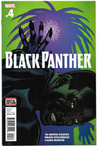 Black Panther #4 NM- 2016 Marvel Comics Ta-Nehisi Coates Chris Sprouse 1... - $2.96