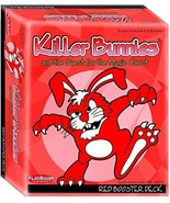 Playroom Entertainment Killer Bunnies Red Booster - $11.86