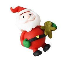 DRAGON SONIC 2 Pcs Cupcake Toppers Picks, Christmas Supllies for Christmas Party - $11.54
