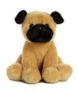"PUGSTER Pug Puppy Dog Stuffed Animal Plush, 11"" Tall - $34.00"