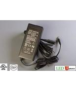 UL Listed AC 100-240V to DC 24V 3A 72w LED Light AC Adapter High Power S... - $21.77