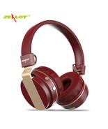 ZEALOT Wireless Bluetooth Headset Bass Foldable Headphones W/ Mic TF Car... - $25.99