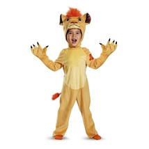 Disney Junior Lion King~The Lion Guard® Kion Toddler Plush Costume~Size ... - $15.84