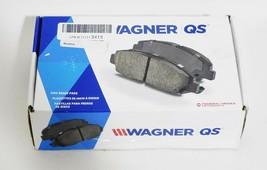 FIts-Dodge Jeep Ram Volkswagen Front Disc Brake Pads Wagner QuickStop ZD... - $26.56