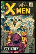 X-MEN #25 1966-MARVEL COMICS-EL Tigre MENACE-STAN Lee FN/VF - $100.88