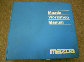 1991 Mazda 929 Service Repair Workshop Shop Manual FACTORY BOOK OEM  91 - $27.68