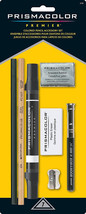 Prismacolor Premier Colored Pencil Accessory Kit with Blenders and Erase... - $16.99