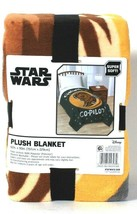 Jay Franco & Sons Disney Star Wars Chewie Is My Co-Pilot Polyester Plush Blanket - $37.99