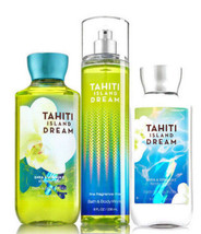 Bath & Body Works Tahiti Island Dream Trio Gift Set  - $37.57