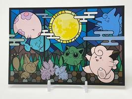 Clefairy Pokemon Center Online Limited Post Card ART Nintendo Very Rare ... - $19.78