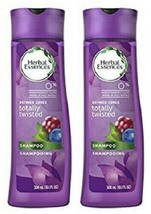 (Pack of 2) Herbal Essences Defined Curls Totally Twisted Hair Shampoo 1... - $17.81