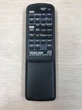 Tascam RC-A500 Remote Control Dual CD Tape Recorder Tested & Cleaned        (J1)