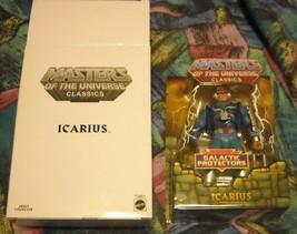 Icarius MOTUC Masters of the Universe Classics MOSC MOC He-Man Skeletor  - $30.00