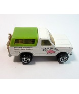 1997 Hot Wheels Ford Bronco Best of the West Country Farm Products Pickup - $4.99