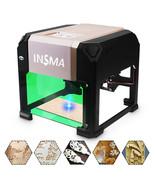 Laser Engraver Desktop DIY Logo Mark Printer Carver Laser Engraving - $225.71
