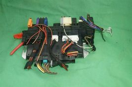 Mercedes W220 S430 S55 Rear Right Under Seat Fuse Relay Box SAM A-032-545-83 32 image 6