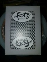 At The Fitz Casino & Hotel Las Vegas Playing Cards [Casino Played Cards]... - $8.86