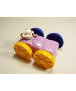101 Dalmatians Dog Pig Flip Car #4 Toy Disney McDonalds 1998 - $5.99