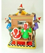 Hallmark QX8114 2004 Kris and the Kringles #4 - Player Piano - Music and... - $29.69