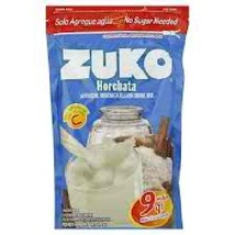 Zuko Horchata Drink Mix (12x14.1OZ ) - $85.74