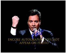 JIMMY FALLON  Authentic Original  SIGNED AUTOGRAPHED PHOTO w/ COA 5083 - $40.00
