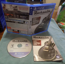 Rocksmith -- 2014 Edition game only great shape PS4 (Sony PlayStation 4,... - $37.95