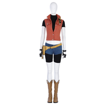 Hot game Resident Evil 7 Biohazard Claire Redfield cosplay costume custo... - $198.00