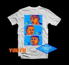 Kids OKC Big 3 Shirt Thunder Youth Oklahoma City - $20.00