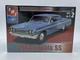 AMT ERTL Classics 1964 Chevy Impala SS 1/25 Model Kit Sealed 31789 - $29.99