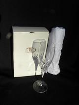 2 Vintage Arc International Cristal D'Arques Orionchamp Champagne Flutes... - $9.99