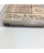 2 Stampin Up!  Stamp Sets- Something to Celebrate & Baby Talk  - $17.75