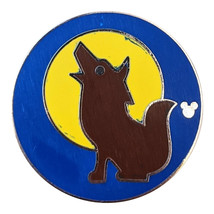 Up Disney Lapel Pin: Wilderness Explorer Wolf Howl Badge - $8.90