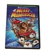 Merry Madagascar DVD, 2009, SEALED ***BRAND NEW*** - $11.84